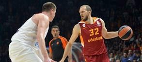 CSKA Moskova 85-69 Galatasaray Odeabank