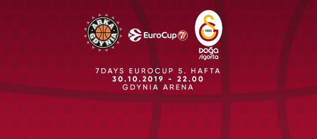 Maça doğru | Asseco Gdynia - Galatasaray Doğa Sigorta