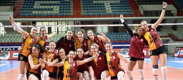 Galatasaray HDI Sigorta 3-0 Çan Gençlik Kale Spor
