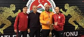 4. TAF Kupası'nın şampiyonu Galatasaray
