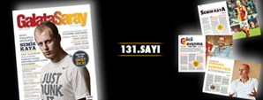 Galatasaray Dergisi 131. Sayısı Bayilerde