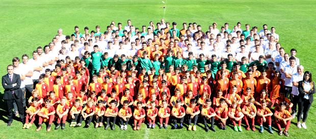 2017 Galatasaray Futbol Akademisi Seçmeleri Başladı!