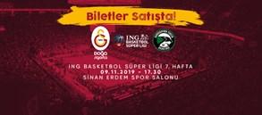 Darüşşafaka Tekfen maçı biletleri satışa çıktı