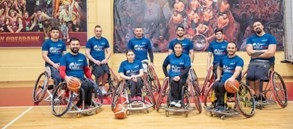 Engelsiz Aslanlar'dan Wings for Life World Run'a destek