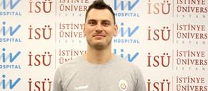 Galatasaray HDI Sigorta Sağlık Kontrolünden Geçti