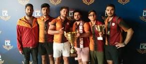 Galatasaray Espor, Zula International Cup'ta