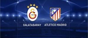 Şampiyonlar Ligi | Galatasaray 0-2 Atletico Madrid