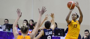 Galatasaray 64 - 70 Çukurova Basketbol