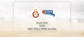 Maça Doğru: Galatasaray – Basketbolu Geliştirenler Derneği