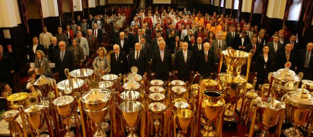 Galatasaray 113 yaşında