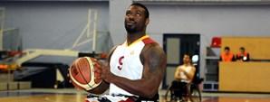 Galatasaray 71 - CMB Santa Lucia 61