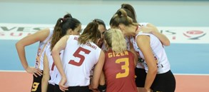 Grupa Azoty Chemik Police 3-1 Galatasaray HDI Sigorta