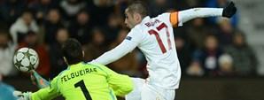 Burak Yılmaz UEFA Haftanın Takımı'na Seçildi
