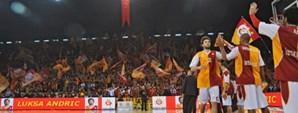 Maça Doğru: Galatasaray Medical Park - Union Olimpija