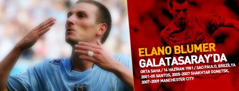 Dünya Basınında Elano Transferi!