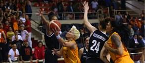 Galatasaray 74 - 55 Lulea BBK