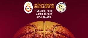 Maça doğru | Galatasaray – İskenderun Engelliler SK
