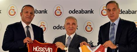 Galatasaray Kadın Basketbol Takımı'nın İsim Sponsoru Odeabank Oldu