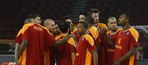 Szolnoki Olaj 54–74 Galatasaray Odeabank
