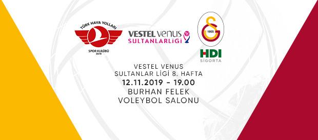 Maça doğru | Türk Hava Yolları - Galatasaray HDI Sigorta