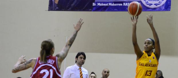 Galatasaray 76 – 58 Lointek Gernika Bizkaia