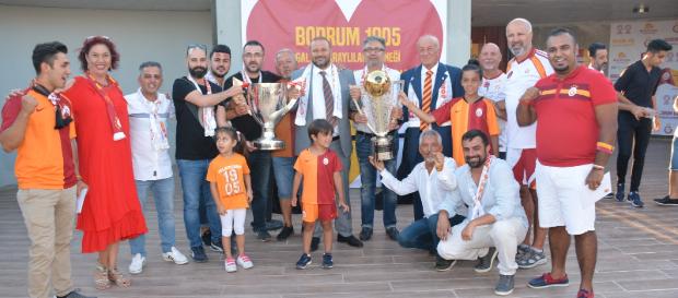 22. şampiyonluk kutlamaları Bodrum'da devam etti