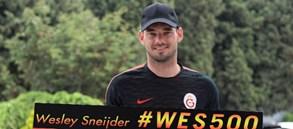 Wesley Sneijder: Kulüp Kariyerinin 500. Maçına Doğru