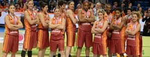 Kadınlar Avrupa Ligi'nde Yeni Sezon Başlıyor