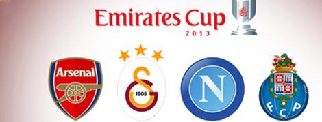 Emirates Cup Biletleri Satışta
