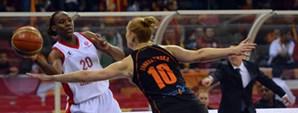 Maça Doğru: CCC Polkowice - Galatasaray