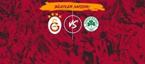 Panathinaikos F.C. maçı biletleri satışta