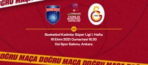 Maça Doğru   Botaş - Galatasaray