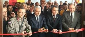 Kuşadası Galatasaray Taraftarlar Derneği Açıldı