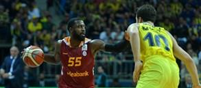 Fenerbahçe 92 - 74 Galatasaray Odeabank