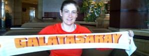 Lindsay Whalen Galatasaray'da