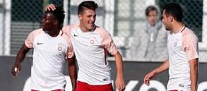 U21 Ligi | Galatasaray 4 - 0 Akhisar