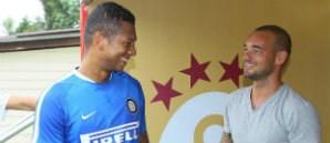 Inter Florya'da Antrenman Gerçekleştirdi