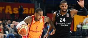Galatasaray Odeabank 77–73 Beşiktaş Sompo Japan