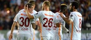 Maça doğru | Galatasaray - Osmanlıspor