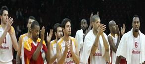 Galatasaray Odeabank 90-74 Akın Çorap Yeşilgiresun Belediyespor