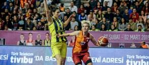 Fenerbahçe 71 – 56 Galatasaray