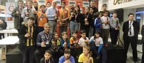 23 Nisan Ulusal Egemenlik ve Çocuk Bayramı Satranç Turnuvası Ödülleri Sahiplerini Buldu