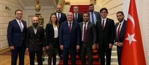 Moskova Büyükelçisi Mehmet Samsar'dan yönetimimize davet