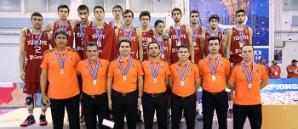 Genç Milli Takım Avrupa İkincisi