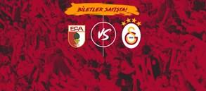 FC Augsburg - Galatasaray biletleri satışa çıktı
