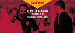 Hazırlık Maçı | FC Wil – Galatasaray