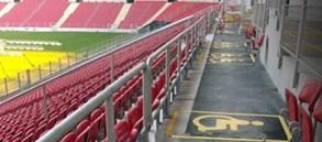 Osmanlıspor maçı engelli bilet listesi
