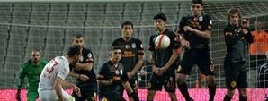 Galatasaray 0 – 0 MP Antalyaspor