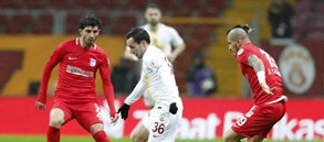 Galatasaray 1-1 Keçiörengücü