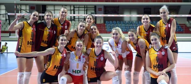 Galatasaray HDI Sigorta 3-0 Beşiktaş